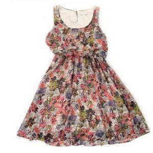 Lush Dresses - Lush • Floral Watercolor Dress